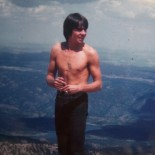 Top of Pikes Peak, Colorado - 1969